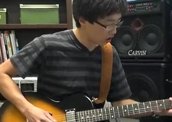 Student Video   Aaron – Solo Jam