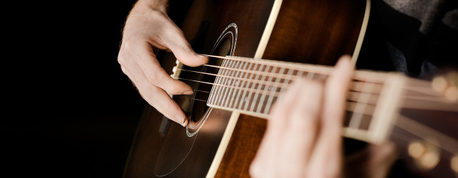 January Group Guitar Class – Now Forming