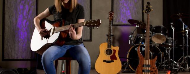 Spring Guitar, Bass & Ukulele Recital